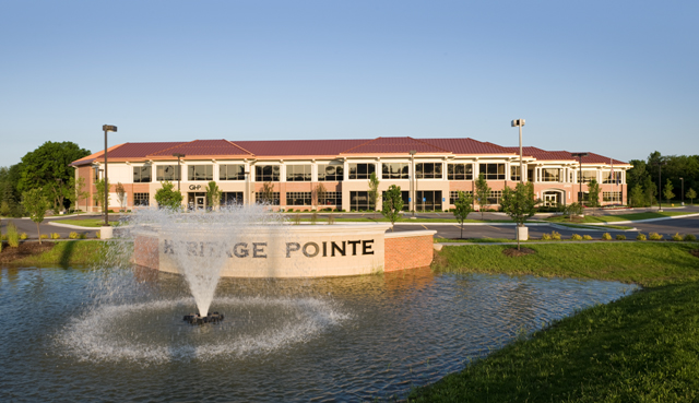 Heritage Pointe Complex Grand Rapids Michigan First