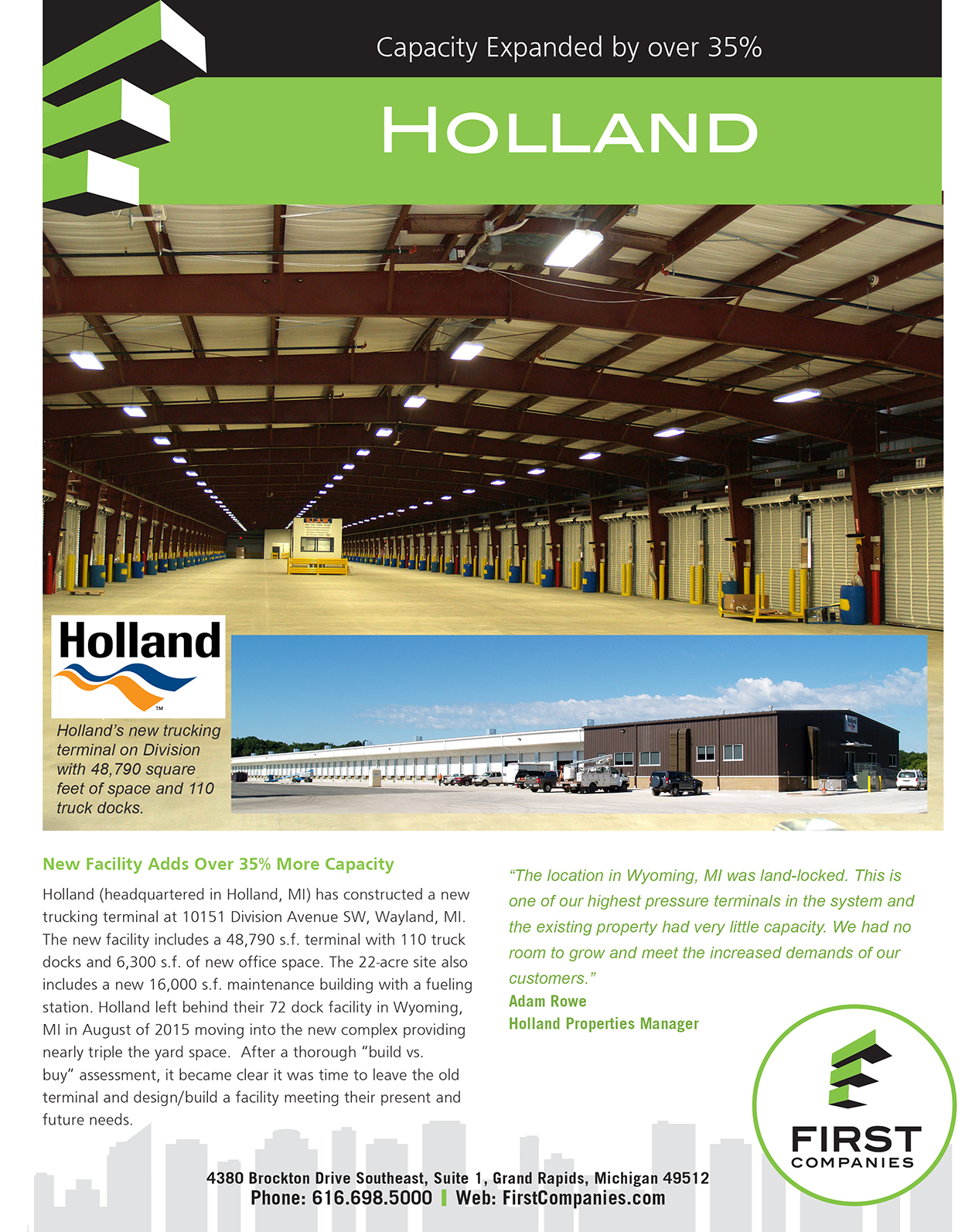 the resource and capability of holland