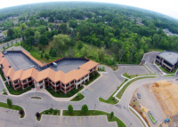 Bird's eye view of Heritage Pointe | 2006